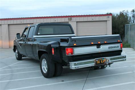 chevy 4 door truck for 1984 chevrolet c30 silverado crew cab 4 door 7 4l