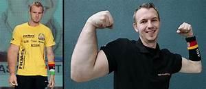 Matthias Schlitte  Arm Wrestling World Champion   Pics