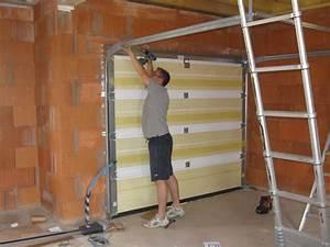 Montage Porte De Garage : le journal de notre maison montage porte garage terrasse ~ Dailycaller-alerts.com Idées de Décoration