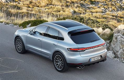 The macan will be one of the first vehicles from the brand to go electric; 2019 Porsche Macan S arrives, debuts new turbo V6 | PerformanceDrive