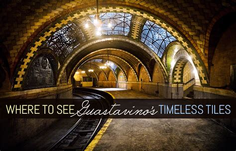 Guastavino Tiles Grand Central by Palaces For The Where To See The Timeless Tiled