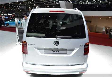 2019 Vw Caddy by 2019 Volkswagen Caddy Release Date Concept Changes