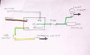 Triumph Spitfire Overdrive Gearbox Wiring Diagram