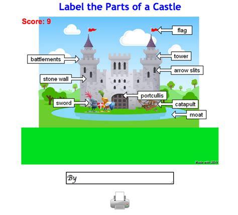 castles   fantastic topic   ks  ks learn