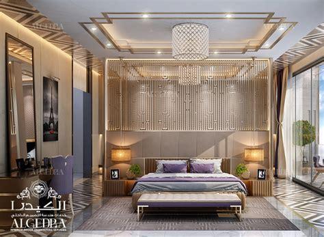 luxury master bedroom design interior decor by algedra