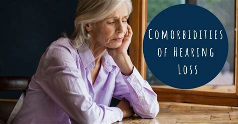 To feel anxious at times is normal, and all people experience it now and then. Comorbidities of Hearing Loss   Atlanta Hearing Doctor