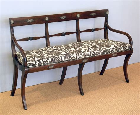 Antique Benches And Settees by Antique Mahogany Settee Antique Sofa Antique Seat