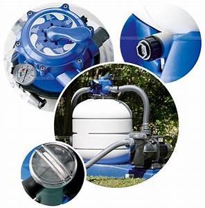 Groupe De Filtration Piscine : groupe de filtration starpool 12m h piscine hors sol sur ~ Dailycaller-alerts.com Idées de Décoration