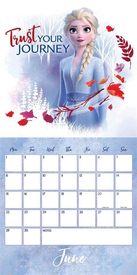 disney frozen  official calendar   calendar club