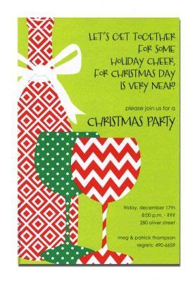 printable christmas open house invitation templates
