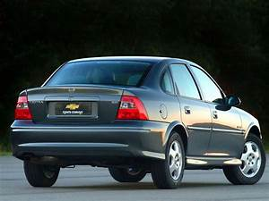 Chevrolet Vectra Technical Specifications And Fuel Economy