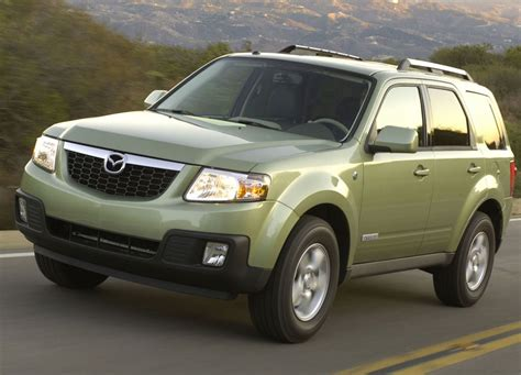 Of Suvs by Mazda Tribute Hybrid Suv Picture 677