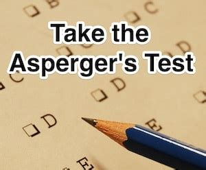 aspergers test site offering    diagnosis