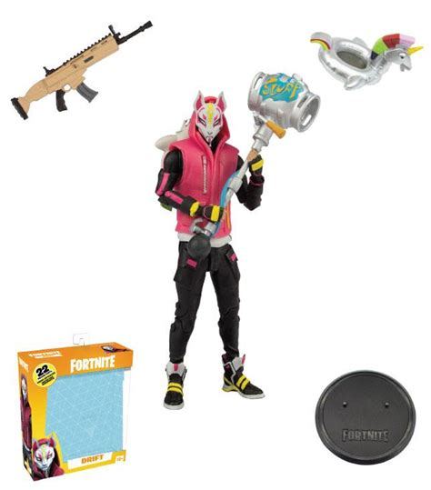 fortnite action figure drift  cm animegami store