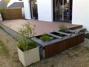 idee terrasse With idee de terrasse en bois