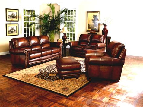 Ideas For Leather Living Room by Popular Living Room The Most Leather Living Room Set