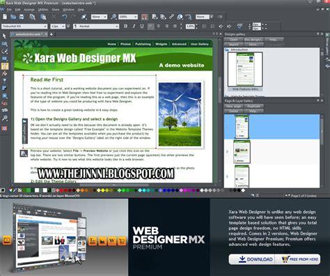 xara web designer xara web designer mx premium 8 0 0 21461 with file