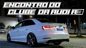 Encontro Audi A3 8v Brasil