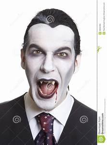 Man In Dracula Fancy Dress Costume Stock Photos - Image ...