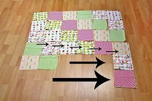 Patchworkdecke Selber Nähen : anleitung patchworkdecke n hen teil 2 von pech schwefel ~ Lizthompson.info Haus und Dekorationen