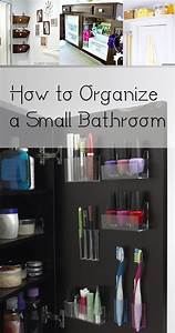 how to organize a small bathroom page 8 of 11 how to With how to organize small bathroom