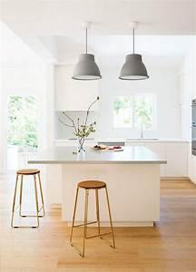 Luminaire Cuisine : luminaire suspendu cuisine 50 suspensions design ~ Melissatoandfro.com Idées de Décoration