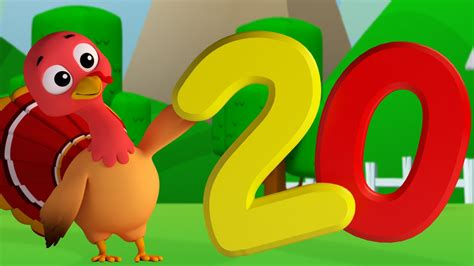 Learn Numbers With Farmees