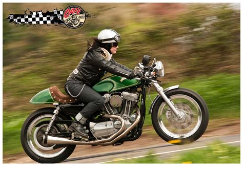 Bike Of The Week For Week 13 Of Cafe Racer Tv Season 2