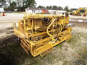 Power Box T450 Asphalt    Pavers    Concrete Equipment For