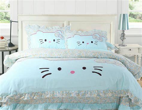 desain kamar  kitty berwarna biru desain rumah