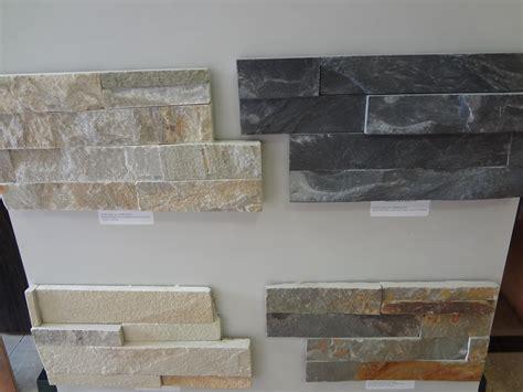 flooring stacked stone tile  interior  exterior
