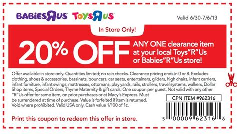 Macys Baby Bedding by Toys R Us Coupons 2015 20 Off