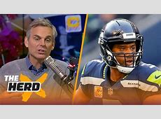 Colin Cowherd compares Russell Wilson to Steve Young THE