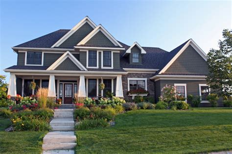 4 Bedroom 3 Bathroom Homes For Sale by Craftsman Style House Plan 4 Beds 3 5 Baths 3313 Sq Ft
