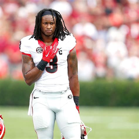 todd gurley returns    tailback  georgia bulldogs