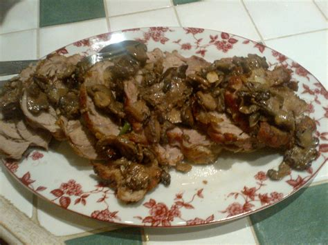 cuisine roti de veau rôti de veau au four dans la cuisine de françoise