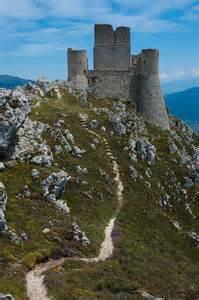 Rocca Calascio Abruzzo Italy