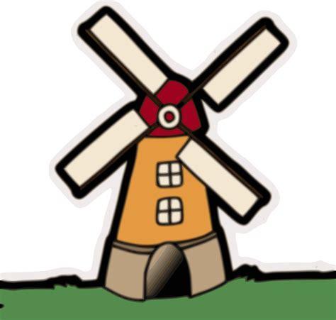 Windmill Clipart Clipart Windmill