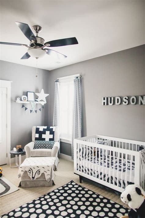 10 Steps To Create The Best Boy's Nursery Room Decoholic