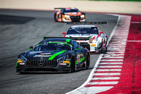 blancpain gt series sprint cup   results