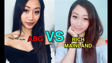 ABG (Asian Baby Girl) VS Rich Mainland Chinese - Online