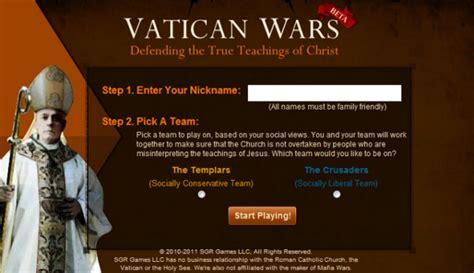 si鑒e vatican giochi su vatican wars notebook italia