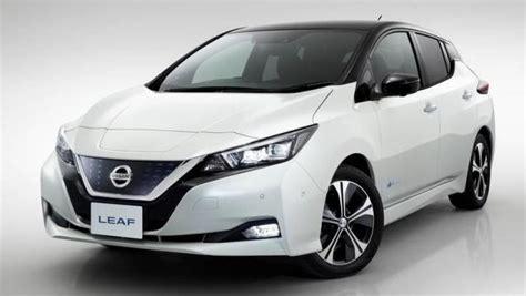 listini auto al volante nissan leaf listino prezzi 2019 consumi e dimensioni
