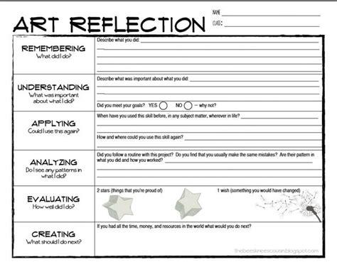 Art Critique Worksheet Worksheets For All  Download And Share Worksheets  Free On Bonlacfoodscom