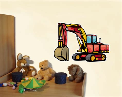 Kinderzimmer Deko Bagger by Kinderzimmer Deko Bagger Galerie De Design De Maison