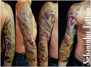 Tatouage Homme Japonais : 18 best images about tatouage japonais bras homme on pinterest skulls sushi and lotus ~ Melissatoandfro.com Idées de Décoration