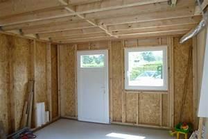 Garage Ossature Bois : garage ossature bois petit mars ~ Melissatoandfro.com Idées de Décoration