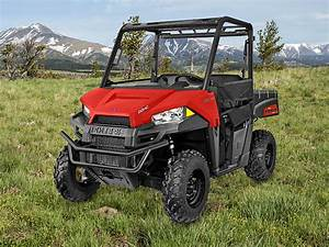 Page 86884 New 2016 Polaris Ranger 570 Solar Red In