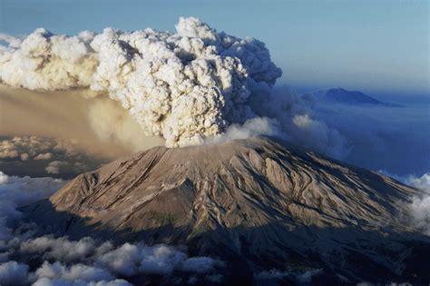 1980 Eruption Of Mount St Helens Washington Pictures