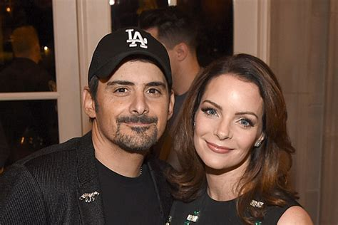 brad paisley shares sweet song written  wife kimberly